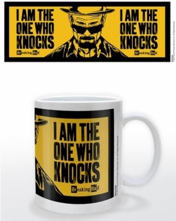 Кружка Breaking Bad. The One Who Knocks Mug