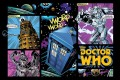 Плакат Doctor Who: Comic Layout