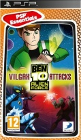 Ben 10: Alien Force Vilgax Attacks (Essentials) [PSP]