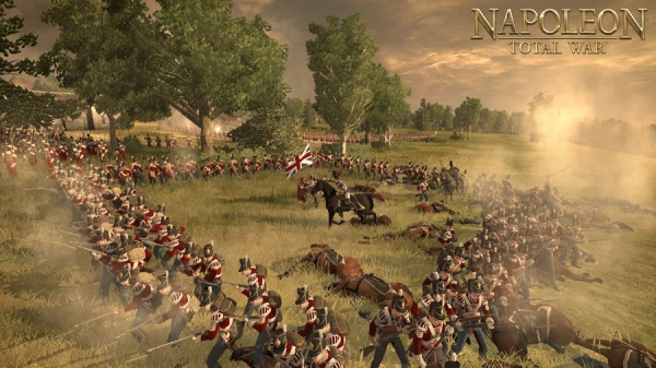 Napoleon: Total War. Gold Edition [MAC, цифровая версия]