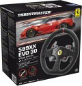 Съемное рулевое колесо Thrustmaster Ferrari 599XX EVO 30 Wheel Add-On Alcantara Edition для PS4 / PS3 / PC / Xbox One