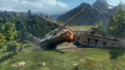 World of Tanks [Xbox 360]