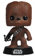 Фигурка Funko POP: Star Wars – Chewbacca Bobble-Head (9,5 см)