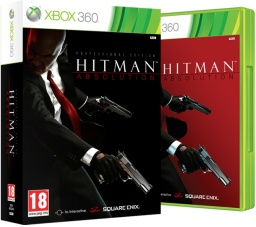 Hitman Absolution. Professional Edition [Xbox 360]