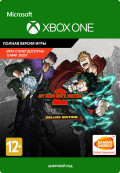 My Hero One`s Justice 2. Deluxe Edition [Xbox One, Цифровая версия]