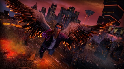Saints Row IV. Re-Elected [PC]