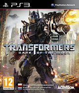 Transformers: Dark of the Moon [PS3]