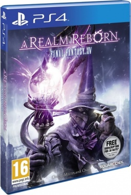 Final Fantasy XIV. A Realm Reborn [PS4]