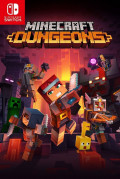 Minecraft Dungeons. Hero Edition [Switch]