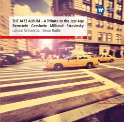 The Jazz Album: A Tribute To The Jazz Age (CD)