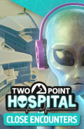 Two Point Hospital: Close Encounters. Дополнение [PC, Цифровая версия]