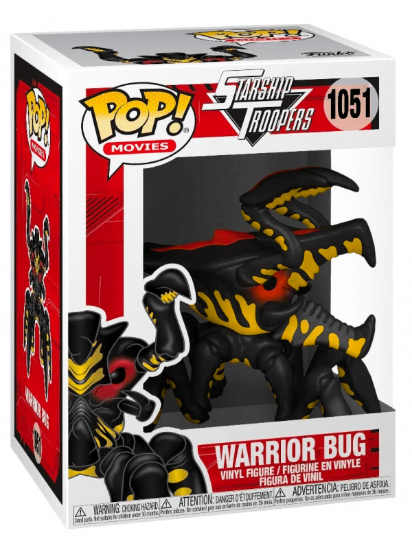 Фигурка Funko POP Movies: Starship Troopers – Warrior Bug (9,5 см)
