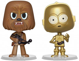 Фигурка Funko Vynl: Star Wars – Chewbacca + C-3PO (2-Pack)