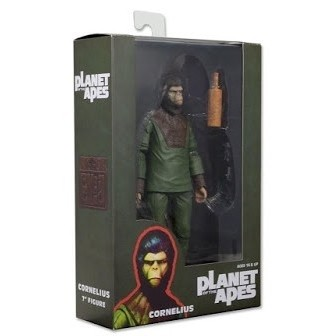 Фигурка Planet Of The Apes. Series 1. Cornelius (18 см)