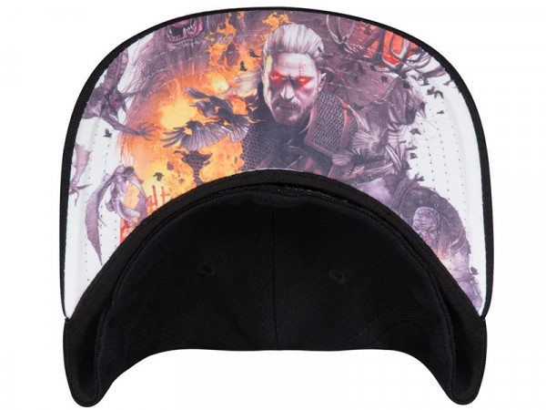 Бейсболка The Witcher: Monsters Stretch Fit Hat