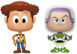Фигурка Funko POP: Disney / Pixar Toy Story – Woody + Buzz Lightyear (2-Pack)