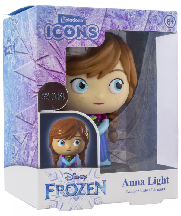 Светильник Disney Frozen: Anna Icons