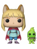 Фигурка Funko POP Games: Ni No Kuni II Revenant Kingdom – Evan With Higgledy (9,5 см)