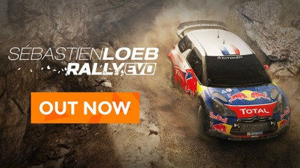 Гоночный руль Thrustmaster T300 RS EU Version для PS4 / PS3 + игра Sebastien Loeb Rally Evo [PS4]