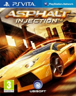 Asphalt Injection [PS Vita]