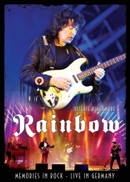 Ritchie Blackmore's Rainbow: Memories In Rock. Live In Germany (DVD)