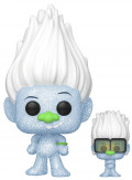 Фигурка Funko POP Movies: Trolls World Tour – Guy Diamond With Tiny Diamond Collection (9,5 см)