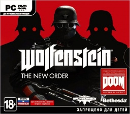 Wolfenstein. The New Order [PC-Jewel]