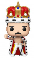 Фигурка Funko POP Rocks: Queen – Freddie Mercury The King (9,5 см)
