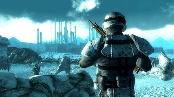 Fallout 3. Operation: Anchorage. Дополнение