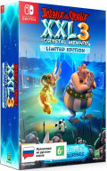 Asterix&Obelix XXL 3: The Crystal Menhir. Limited Edition [Switch]