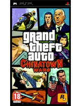 Grand Theft Auto: Chinatown Wars [PSP]