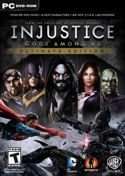 Injustice: Gods Among Us Ultimate Edition [PC, Цифровая версия]