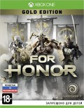 For Honor. Gold Edition [Xbox One]