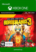 Borderlands 3. Deluxe Edition [Xbox One, Цифровая версия]