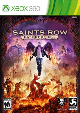 Saints Row: Gat out of Hell [Xbox 360]
