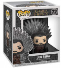 Фигурка Funko POP: Game Of Thrones – Jon Snow On Throne (9,5 см)