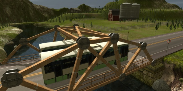 Bridge Builder 2. The Bridge Project [PC, Цифровая версия]