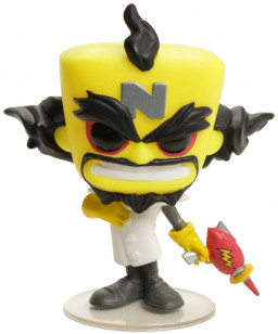 Фигурка Funko POP Games: Crash Bandicoot – Dr. Neo Cortex (9,5 см)