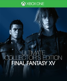 Final Fantasy XV. Ultimate Collector's Edition [Xbox One]