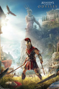 Плакат Assassin's Creed Odyssey – Keyart