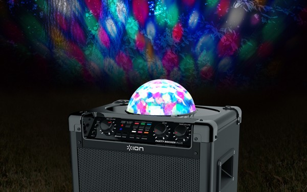 Колонка ION Audio Party Rocker Plus беспроводная