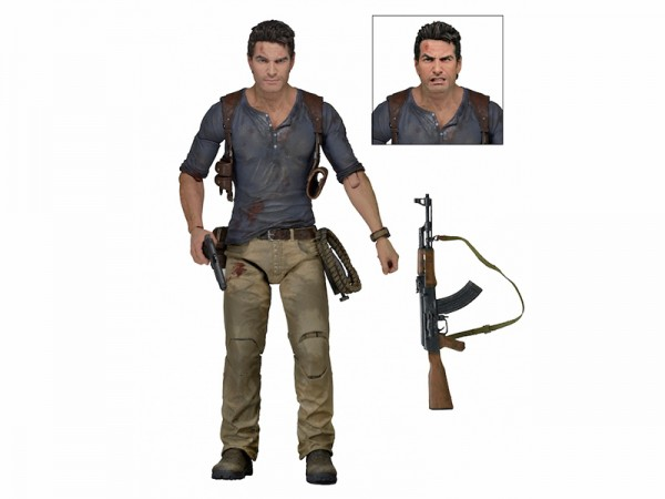 Фигурка Uncharted 4. Ultimate Nathan Drake (17 см)