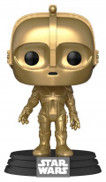 Фигурка Funko POP: Star Wars Concept Series – C-3PO Bobble-Head (9,5 см)