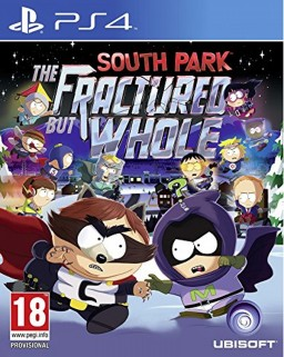 South Park: The Fractured but Whole [PS4] – Trade-in | Б/У