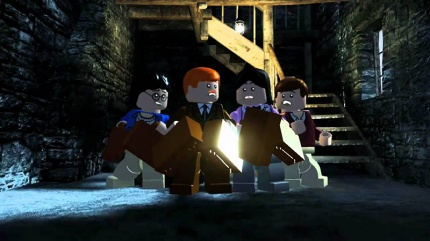 LEGO Harry Potter: Years 1-4 [MAC]