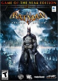 Batman: Arkham Asylum. Game of the Year Edition [MAC, цифровая версия]