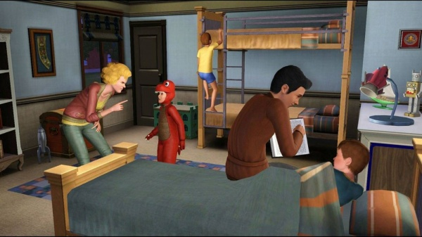 THE SIMS 3 ВСЕ ВОЗРАСТЫ THE SIMS 3