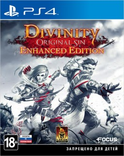 Divinity. Original Sin: Enhanced Edition [PS4]