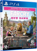 Far Cry: New Dawn. Superbloom Edition [PS4]