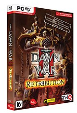 Warhammer 40,000. Dawn of War. Retribution. Космодесант хаоса